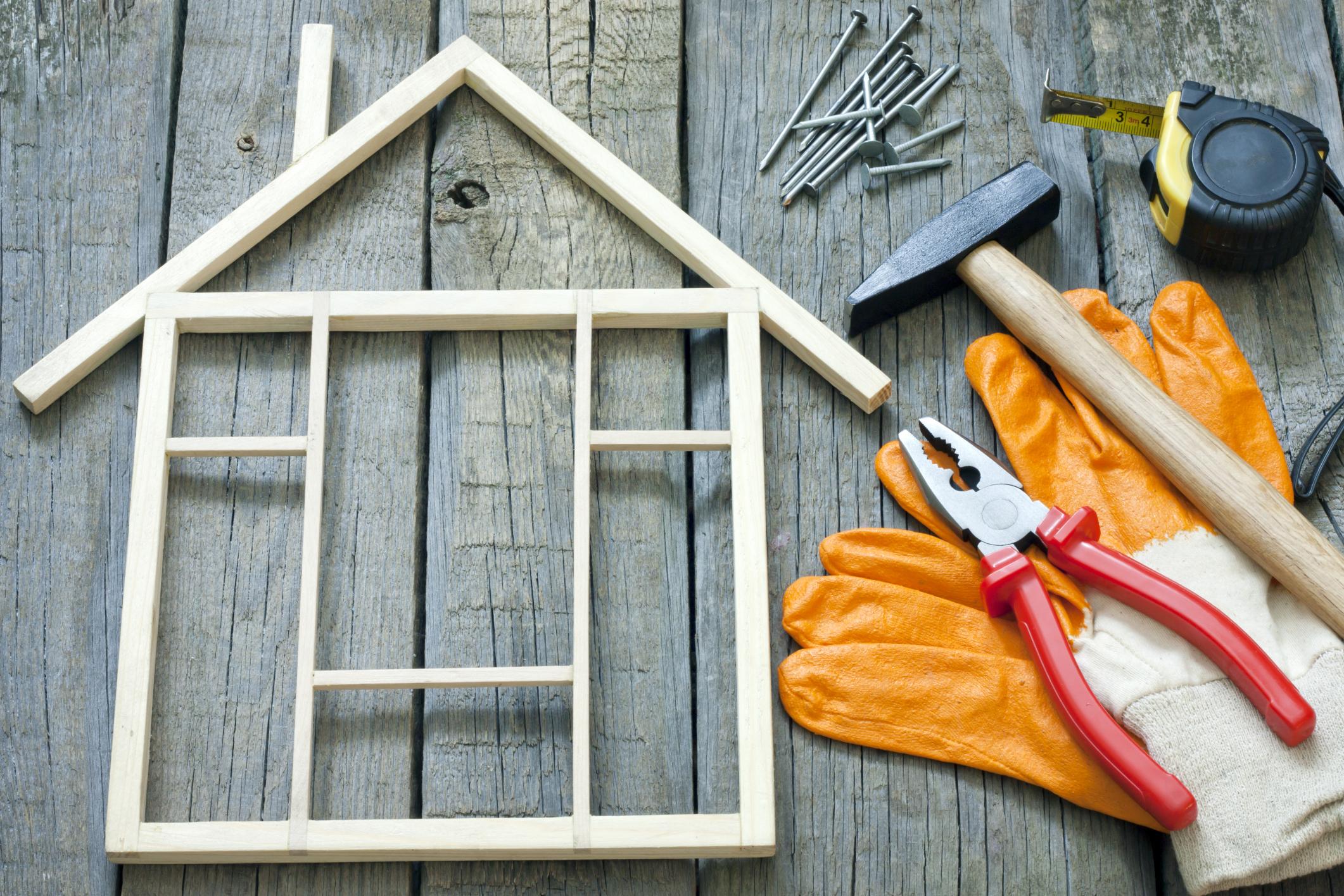 house flip renovate